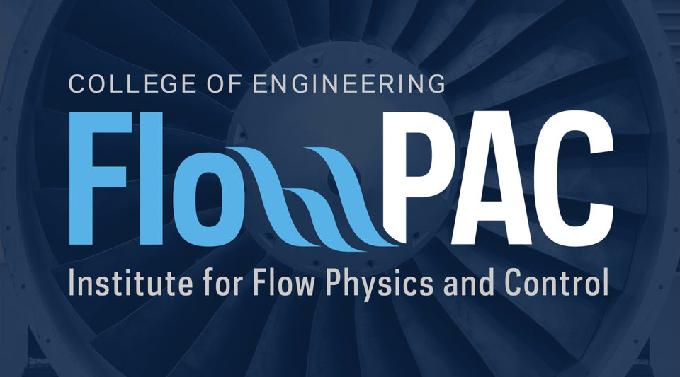 FlowPAC - Institute for Flow Physics and Control logo