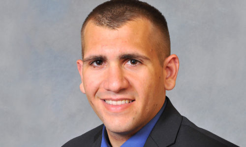Matthew Zahr receives Air Force Young Investigator award