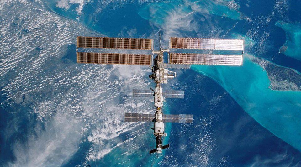 International Space Station. (Credit: NASA)