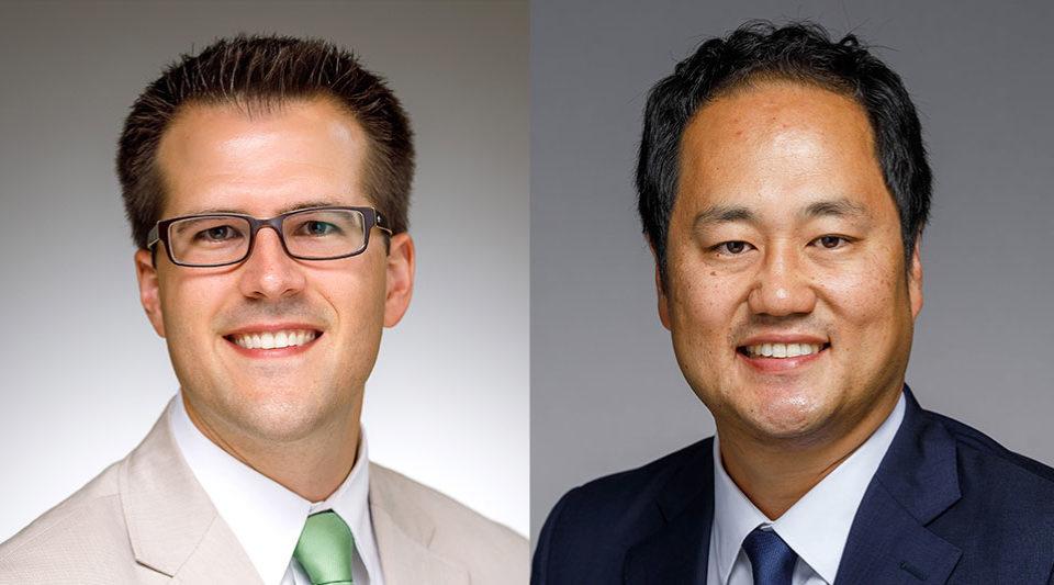 Patrick Wensing and Sangpil Yoon