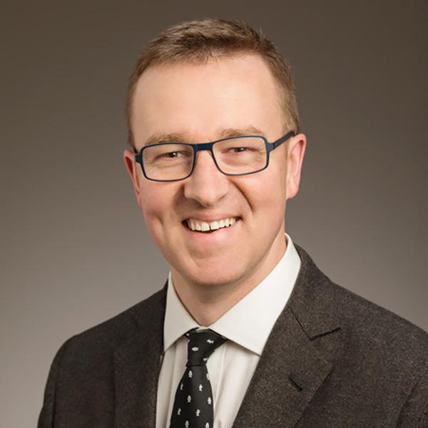 Dr. Brendan Harley