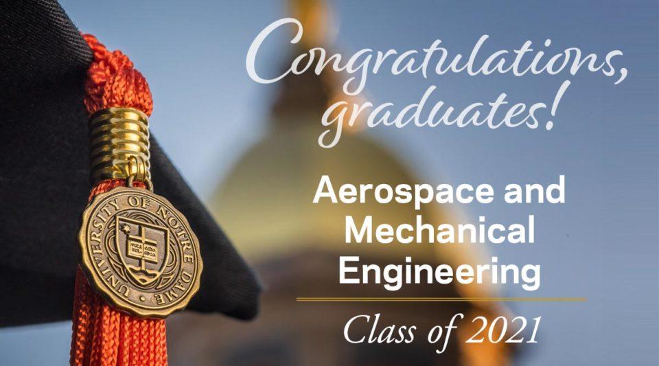 Congratulations Class of 2021 graduates